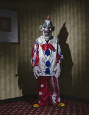 Christian Jankowski, Angels of Revenge (Clown) (1/2)